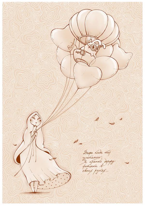 Иллюстраторы студии Артемия Лебедева (Фото 17)