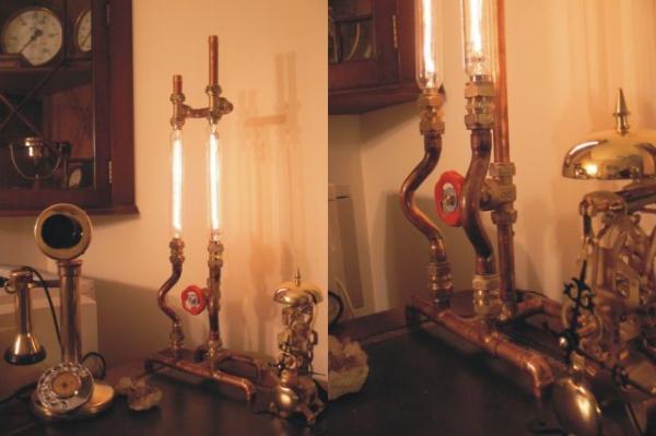 """""""Свет стиля"""". Лампы, и не только. (Фото 12)"""