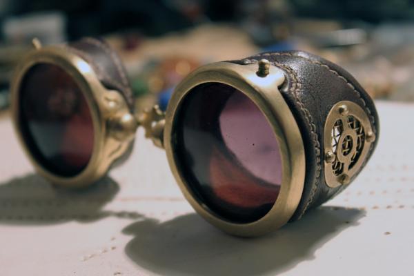 """Steam eyes"" для конкурса «STEAMPUNK-VISION 3D» - Третья часть (финал). (Фото 4)"