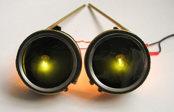"Очки для конкурса ""STEAMPUNK-VISION 3D"" часть 1 . (Фото 23)"