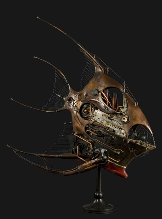 Удивительные гибриды Пьера Маттера (Фото 13)