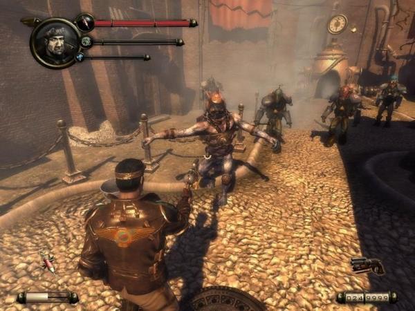 steampunk-game Другой мир (Фото 2)