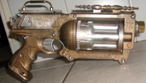 Steampunk weapon! (Фото 13)