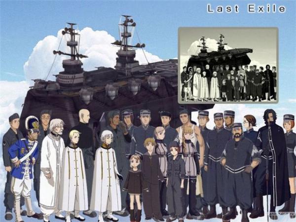 Last Exile (Изгнанник) (Фото 6)