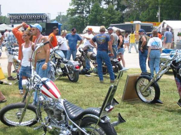 мотоцикл Dave Geertsen (Фото 11)