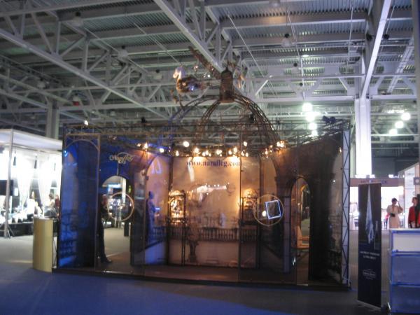 """Оформление часового павильона выставка """"Millionaire Fair"""" (Фото 20)"""