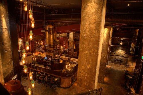 """Бар """"Edison"""" в Los Angeles'е. (Фото 4)"""