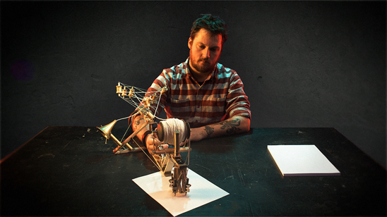 Каракули, механические и музыкальные (Фото 2)