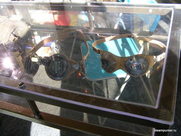 """Стимпанк стенд на """"Олдтаймер-галерее"""" 7-10 октября 2010 (Фото 14)"""