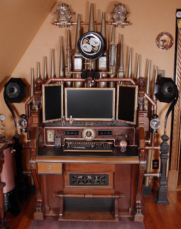 Викторианский орГан (муз.) (Фото 2)