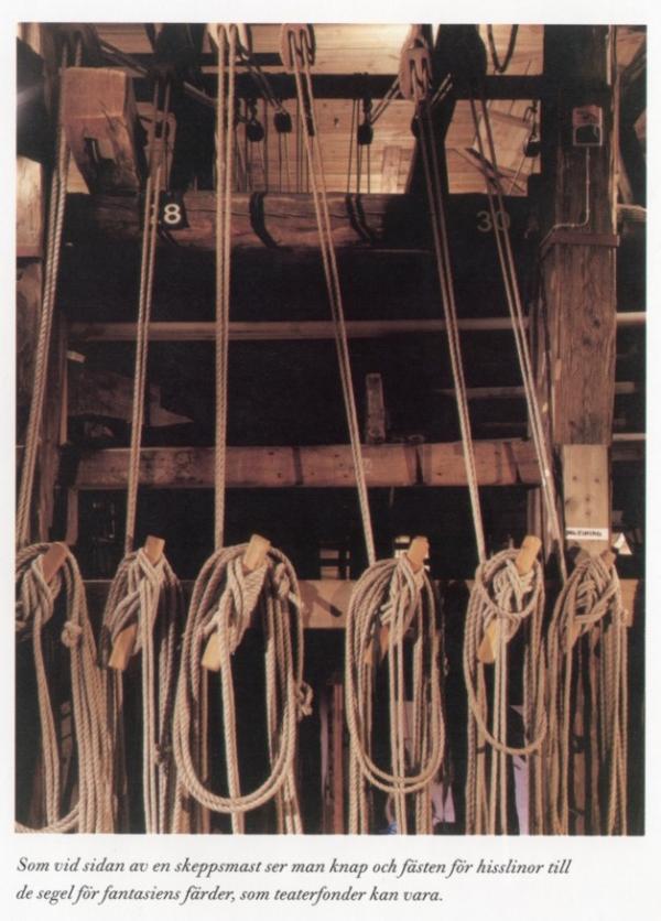 Театральная машинерия (Фото 11)