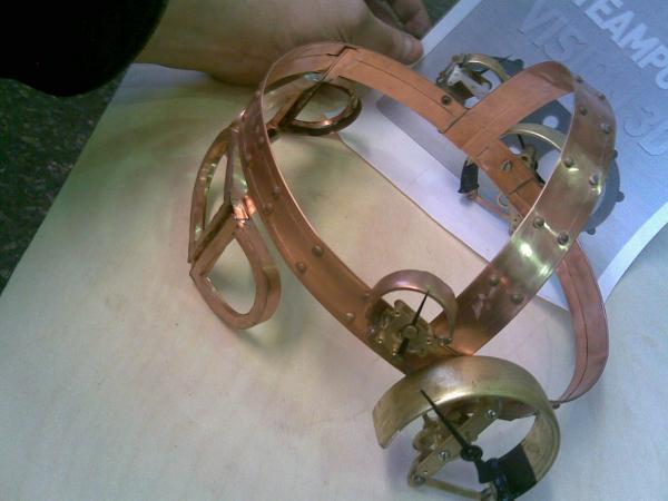 Хардкорная модель гугглов - Уэнш (механический измеритель эмоцый) (Фото 3)