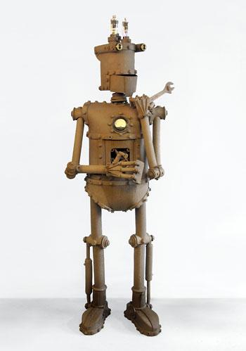 Стiм-роботы (Фото 2)