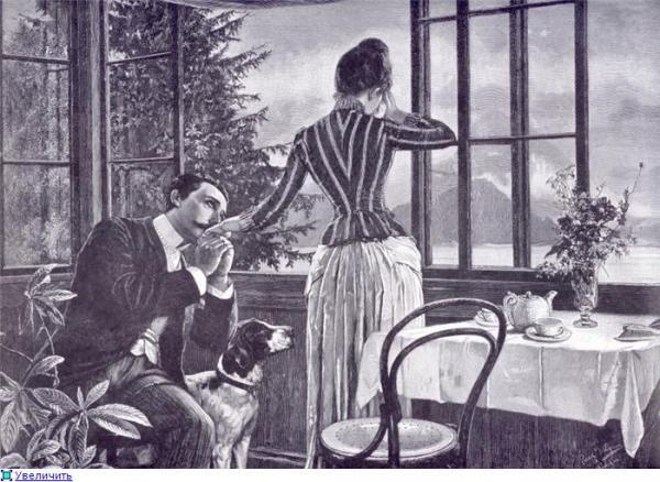 Иллюстрации из викторианских журналов (Фото 16)