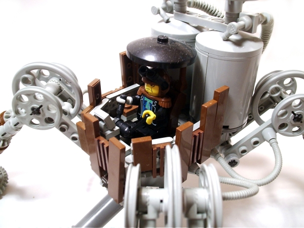 Подборка Lego-конструкций. Часть вторая. (Фото 28)