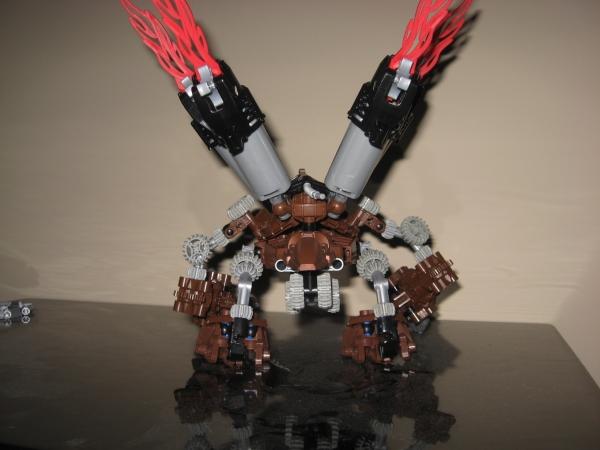 Подборка Lego-конструкций. Часть вторая. (Фото 24)