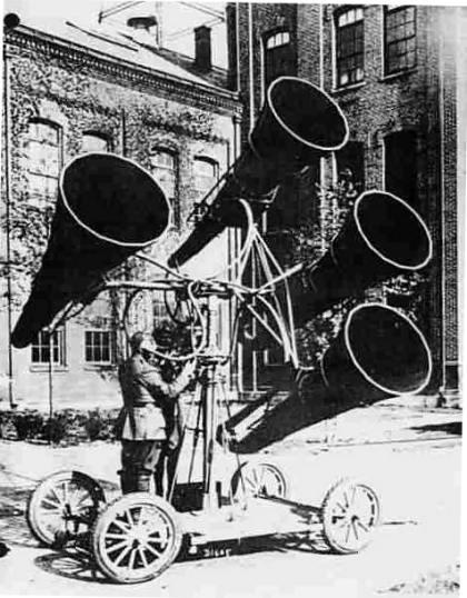 Звуковые локаторы (Фото 5)