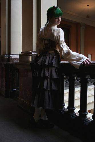 Стимпанк: по одёжке встречают (Фото 3)