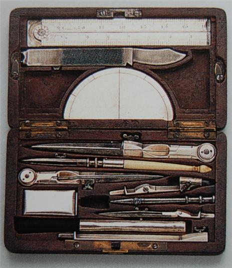 Чертёжные инструменты (Фото 2)