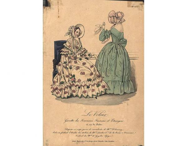 Переменчивая мода Викторианской эпохи (Фото 4)
