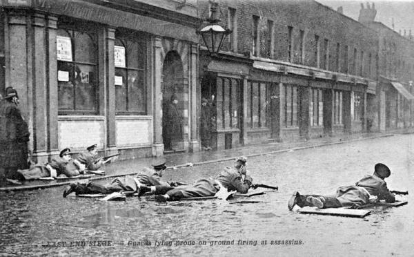 история запрета оружия в Англии (Фото 10)