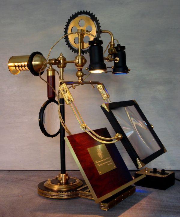 Лампа Капитана Донована