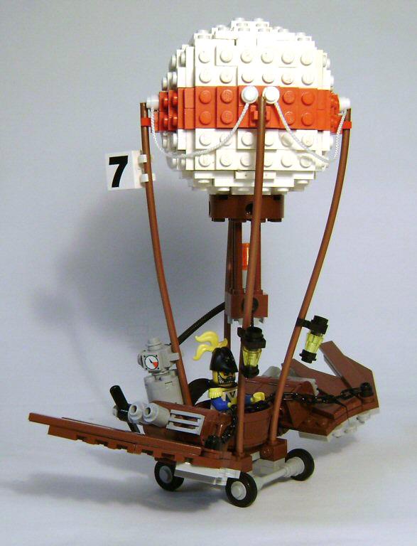 Подборка Lego-конструкций. Часть первая. (Фото 5)