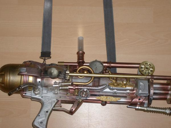Steampunk weapon! (Фото 7)
