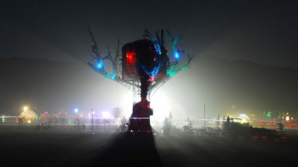 Железное дерево в песках Невады. (Фото 11)