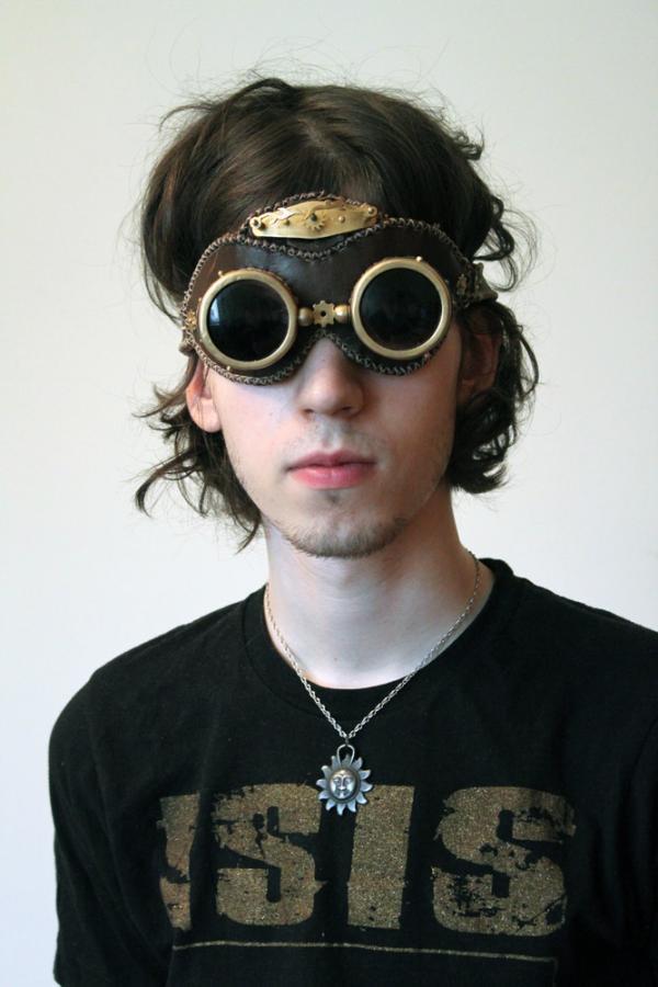 """Steam eyes"" для конкурса «STEAMPUNK-VISION 3D» - Третья часть (финал). (Фото 22)"