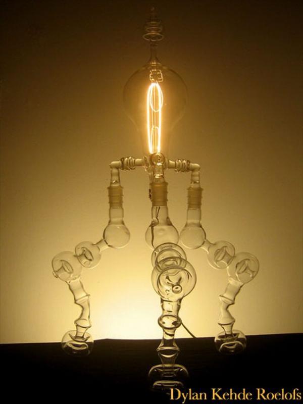 """""""Свет стиля"""". Лампы, и не только. (Фото 11)"""