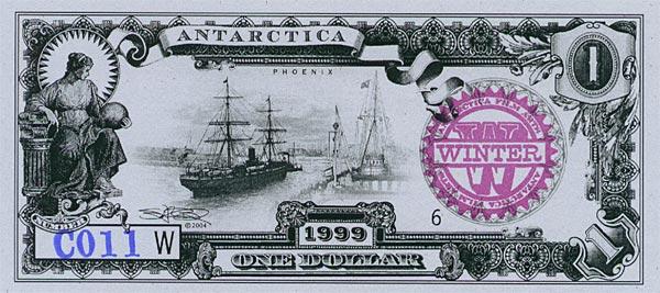 Викторианские Доллары Антарктики (Фото 5)