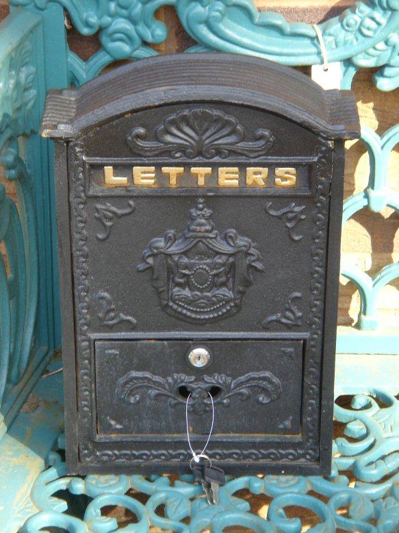 Почтовые ящики начала 20го века (Фото 2)
