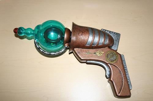 пистолет 1 готовый