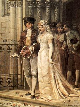 викторианская свадьба (Фото 2)
