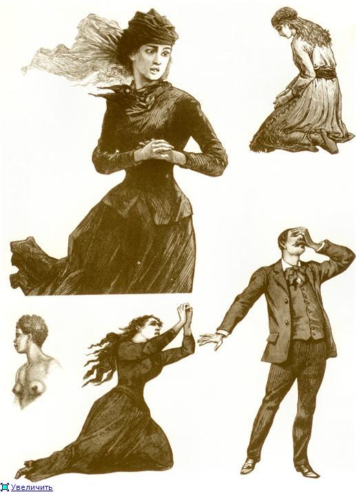 Иллюстрации из викторианских журналов (Фото 7)