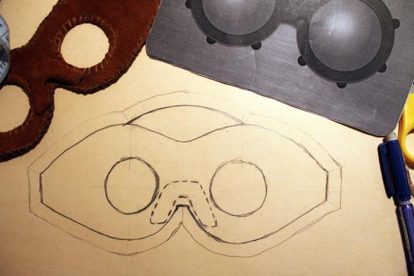 """""""Steam eyes"""" для конкурса «STEAMPUNK-VISION 3D» - Первая часть (Фото 42)"""
