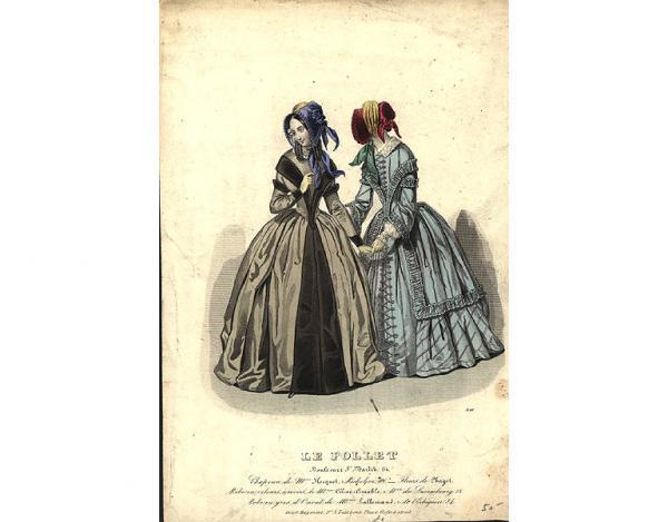 Переменчивая мода Викторианской эпохи (Фото 9)