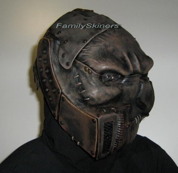 Продолжаем тему масок. (Фото 4)