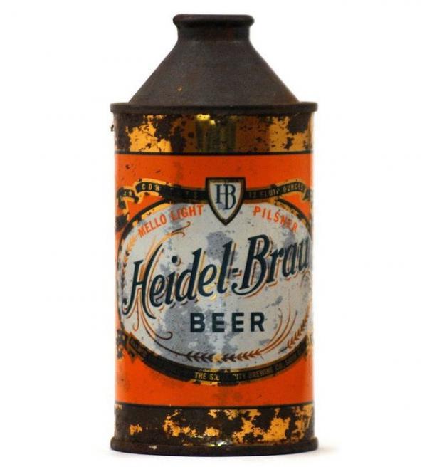 Очень старые баночки пива (Фото 24)