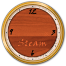 Yandex Steam Clock (Фото 2)