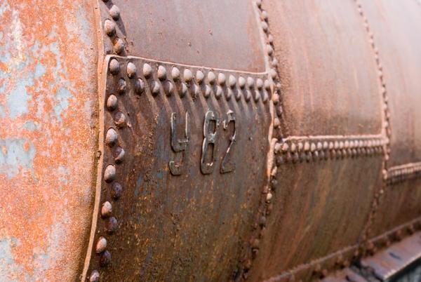 Фотографии из музея паровозов. (Фото 7)