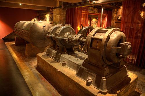 """Бар """"Edison"""" в Los Angeles'е. (Фото 10)"""