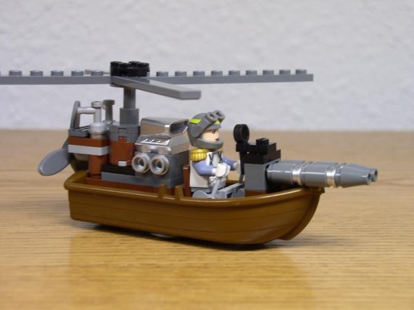 Подборка Lego-конструкций. Часть первая. (Фото 20)