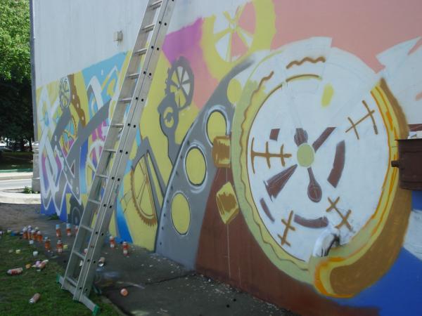 Стим-граффити (Фото 3)