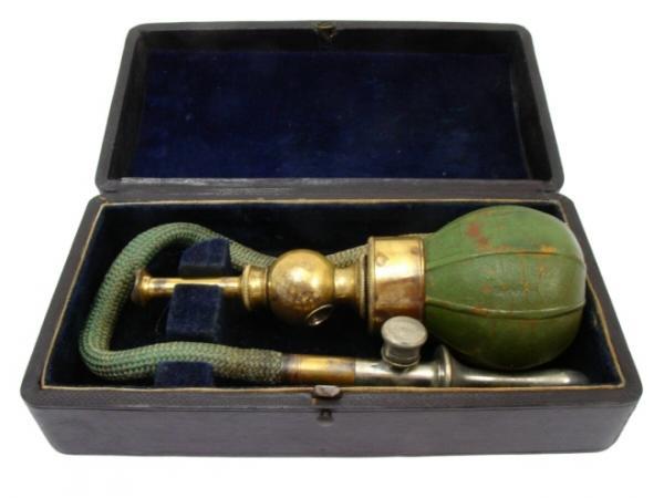Медицинские приспособления в Викторианскую эпоху