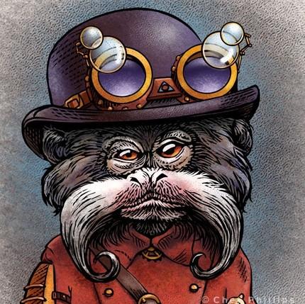 Дарвинизм по стимпанкерски (Фото 5)