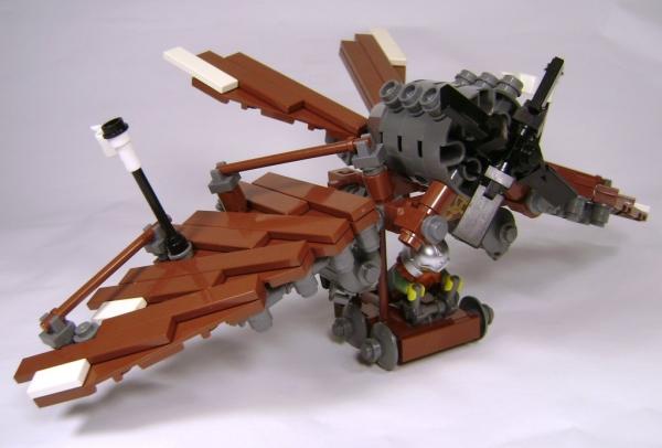 Подборка Lego-конструкций. Часть первая. (Фото 6)