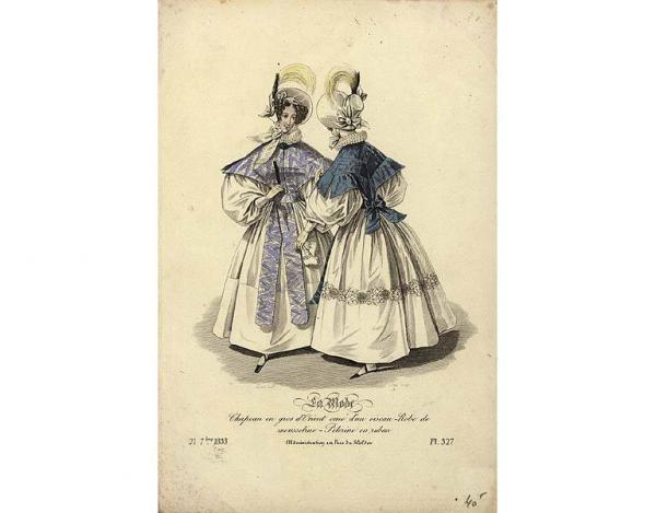 Переменчивая мода Викторианской эпохи