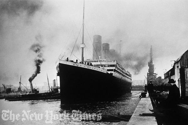 фото Нью-Йорка начала 20го века (Фото 14)
